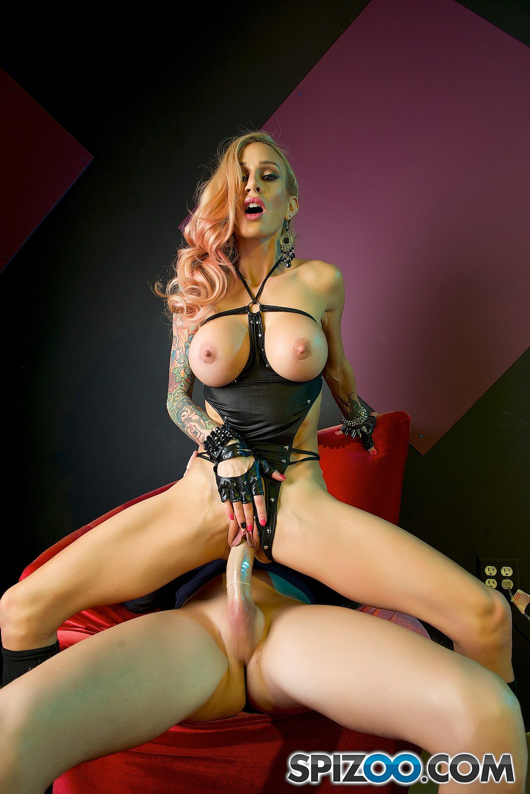 Sarah Jessie Stripper